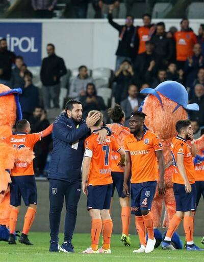 Başakşehir 13 maçtır yenilmiyor