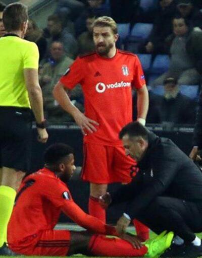 Beşiktaş'ta Jeremain Lens'in sağlık durumu