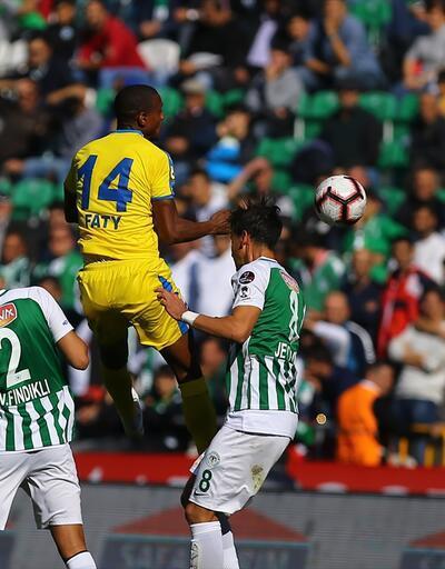 Atiker Konyaspor 2-0 MKE Ankaragücü / Maç özeti