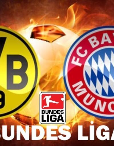 Dortmund Bayern Münih maçı ne zaman, saat kaçta, hangi kanalda?
