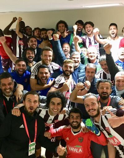 Afjet Afyonspor 1-2 Hatayspor maç sonucu