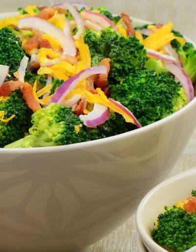 Diyetin vazgeçilmezi brokolinin faydaları