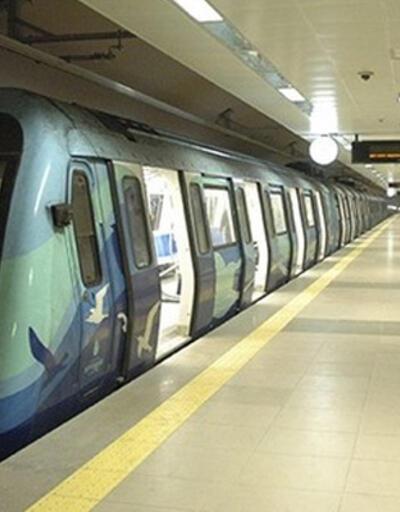 Son dakika: Yenikapı-Hacıosman metro hattında arıza