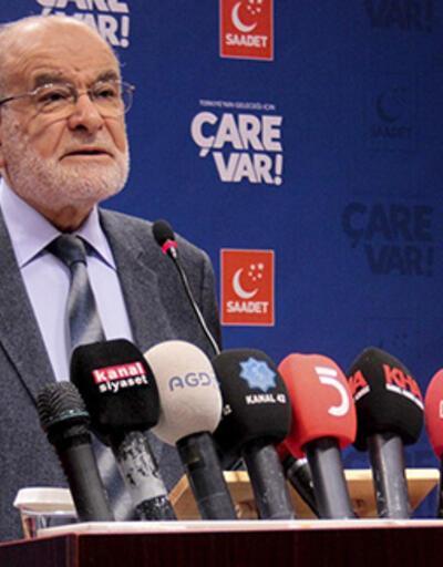 Karamollaoğlu: Aday açıklamasını hafta sonunda yapacağız