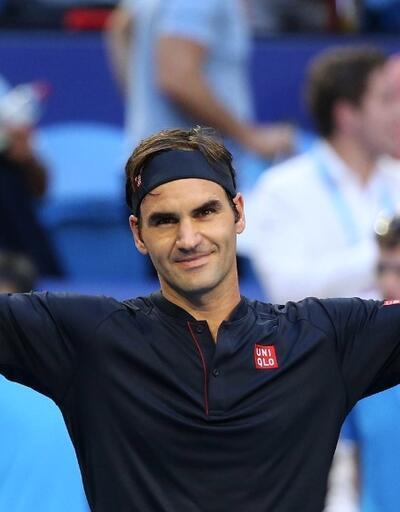 Roger Federer yer çekimine karşı