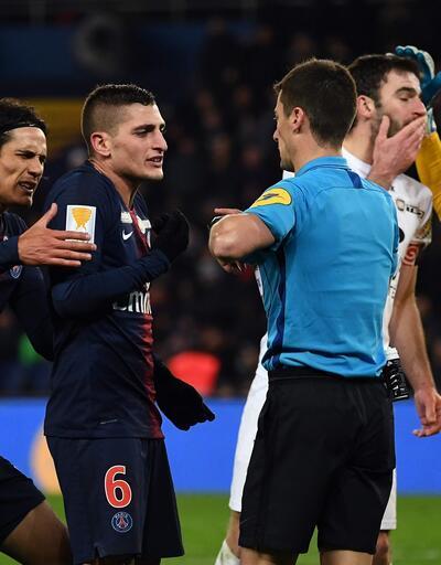 Guingamp PSG'yi eledi