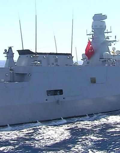 DZKK, Cumhuriyet tarihinin en büyük deniz tatbikatına hazırlanıyor