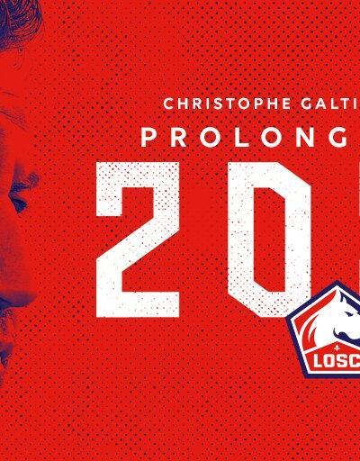 Lille'de Galtier'nin sözleşmesi uzatıldı