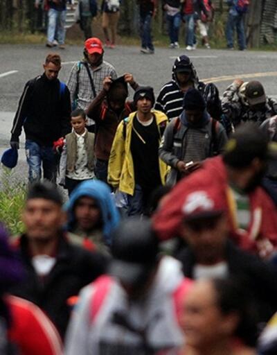 ABD'ye yeni göçmen dalgası