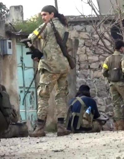 Afrin merkezi çembere alındı - Zeytin Dalı Harekatı 1. yıl - 5