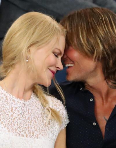 Nicole Kidman Avustralya Açık'ta boy gösterdi