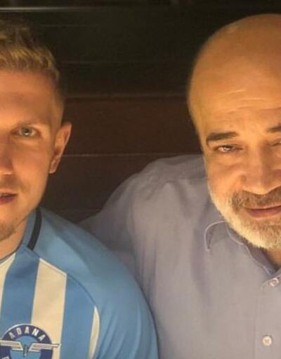 Adana Demirspor transfere devam ediyor
