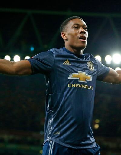 Arsenal 1-3 Manchester United / Maç Özeti
