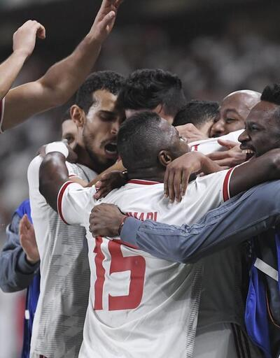 Birleşik Arap Emirlikleri, Katar'ın yarı finaldeki rakibi oldu