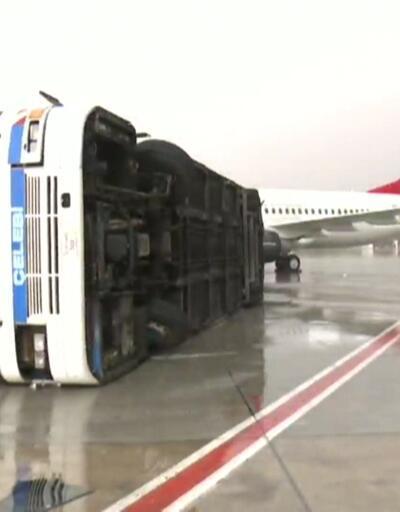 CNN TÜRK ekibi Antalya Havalimanı'ndaydı
