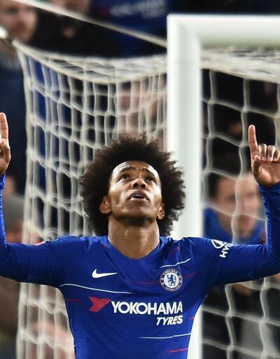 Chelsea 3-0 Sheffield Wednesday / Maç özeti