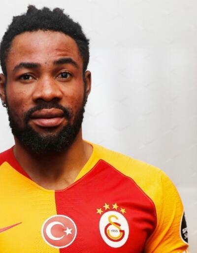 Christian Luyindama Galatasaray'da