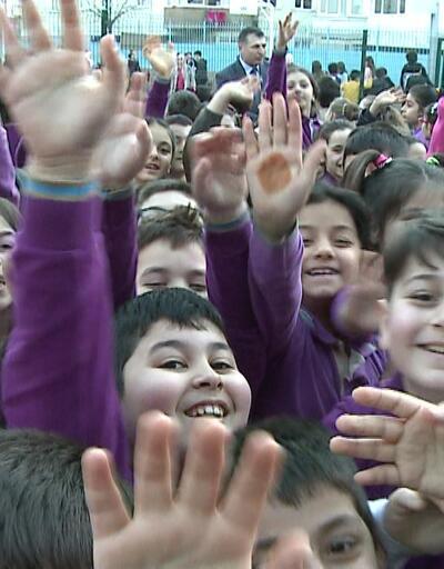 Yarıyıl tatili bitti, okullar yeniden açıldı