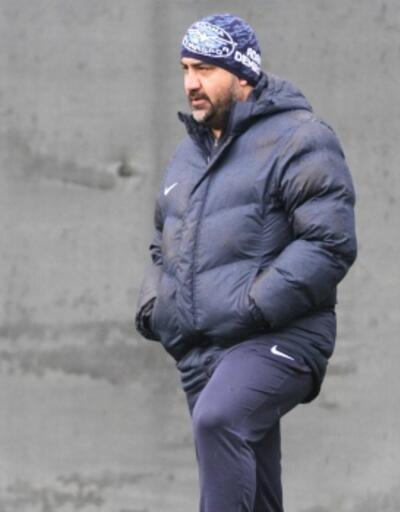Ümit Özat Adana Demirspor'la ilk antrenmanına çıktı