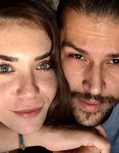 Oyuncu Fulya Zenginer evlilik teklifine 'Evet' dedi