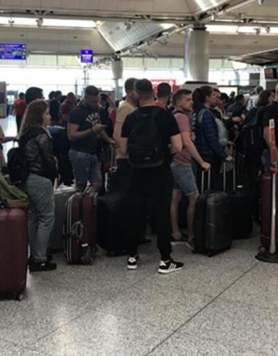 İstanbul havalimanlarından 1 ayda yaklaşık 56 bin sefer yapıldı
