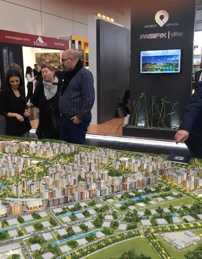 Evim Türkiye Fuarı'ndan gayrimenkul sektörüne 500 milyon lira destek