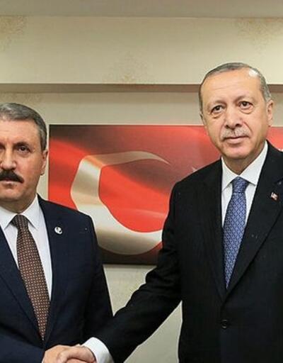 AK Parti ve BBP arasında ittifak görüşmesi
