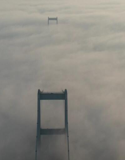 İstanbul'da sis hayatı nasıl etkiledi?