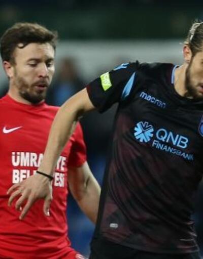 Ümraniyespor 3-1 Trabzonspor / Maç Özeti