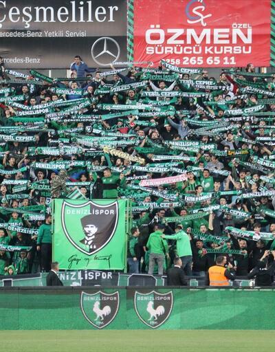 Denizlispor 0-0 Ümraniyespor / Maç Özeti