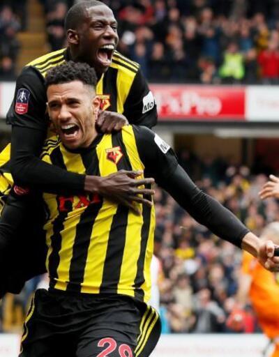 Watford 2-1 Crystal Palace / Maç Özeti