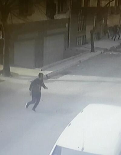 Sokaktakilerin üzerine kurşun yağdırdılar