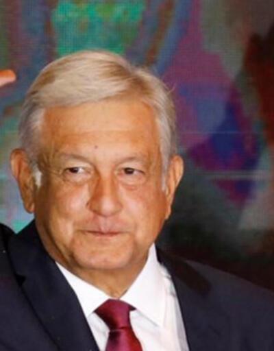 Meksika Devlet Başkanı'ndan yeniden aday olmama sözü