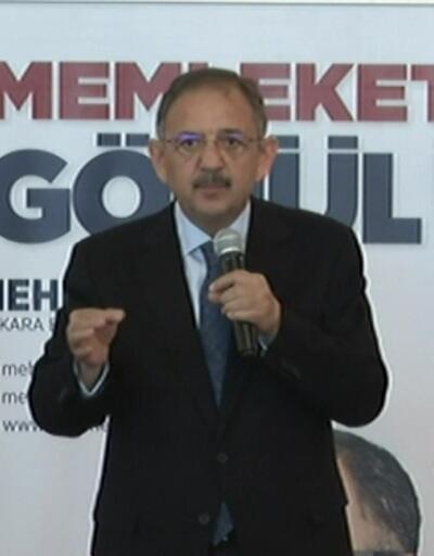 Mehmet Özhaseki: CHP'nin adayıyla ilgili bir tane proje duymadım