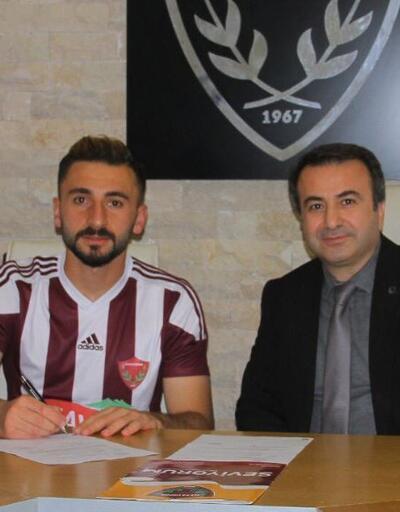 Hatayspor'da iki futbolcuyla sözleşme yenilendi
