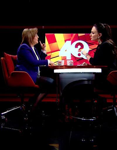 Gaziantep Belediye Başkanı Fatma Şahin, 40 programında soruları yanıtladı