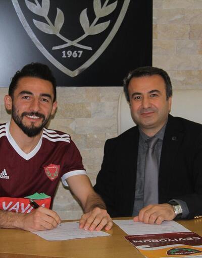 Hatayspor'da iki futbolcuyla daha sözleşme yenilendi
