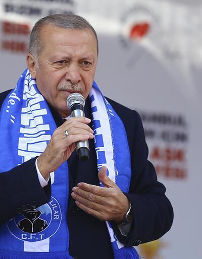 Cumhurbaşkanı Erdoğan: Onlar Ankara'da bol bol kulis yaptılar