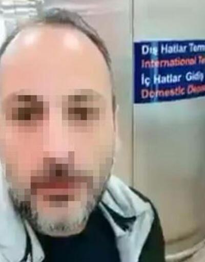 Atatürk Havalimanı'nda başörtülülere hakaret eden şüpheli tutuklandı