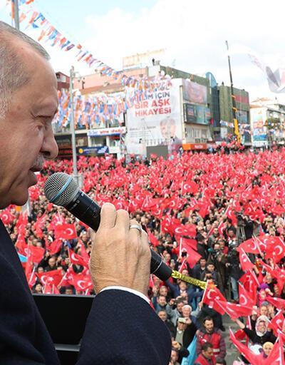 Cumhurbaşkanı Erdoğan: Önce o kendi kasasını yönetsin