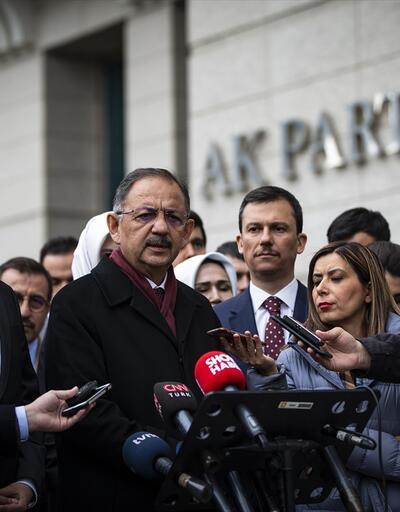 Mehmet Özhaseki'den açıklama: Binlerce sandıkta bariz hatalar var