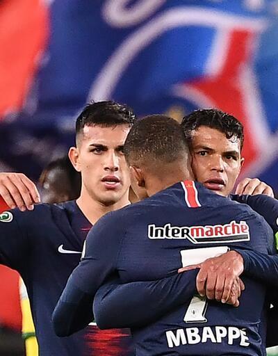 PSG Fransa Kupası finalinde