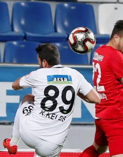 Ümraniyespor 0-1 Akhisarspor / Maç Özeti
