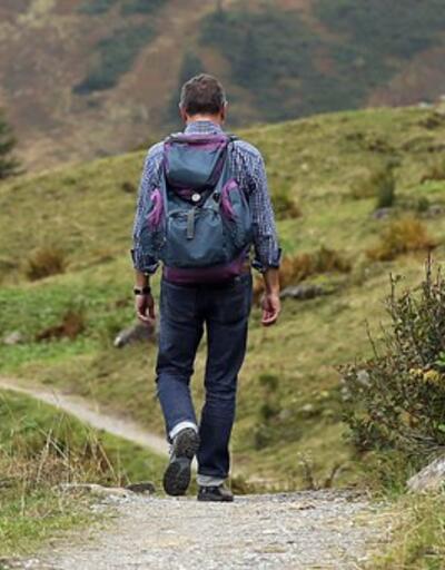 Günde 20 dakika doğada olmak stresi azaltıyor