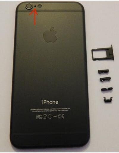 Kimse farkında değil! iPhone'daki o delik...