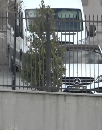 Bağdat Caddesi'nde saldırganların kaçtığı araç bulundu: 2 gözaltı