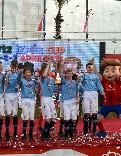 TFF'den Altınordu'ya U12 İzmir Cup tebriği