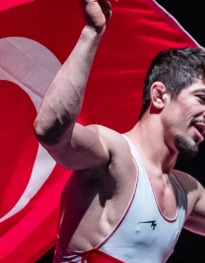 Kerem Kamal bronz madalya kazandı