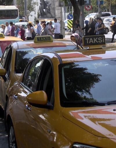 Takside 30 bin Euro unuttular