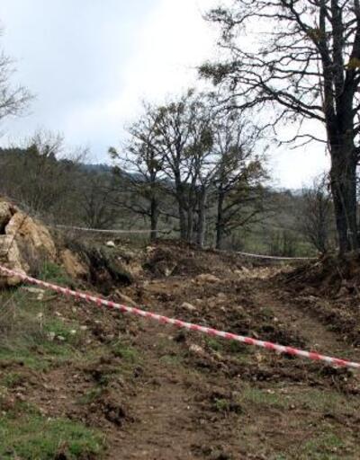 Polis müdürü ve albayın tutuklandığı kaçak kazı için arazi sahibi konuştu